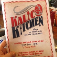 Photo taken at The Kalico Kitchen by Dave A. on 11/14/2012