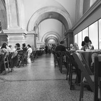 Photo taken at The Great Hall Balcony Bar at The Metropolitan Museum of Art by Bienvenido C. on 9/4/2015