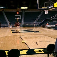 Photo taken at Crisler Center by Christiann S. on 12/29/2012