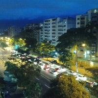 Photo taken at Boulevard El Cafetal by Javier L. on 1/25/2013