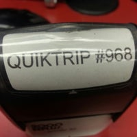 Photo taken at QuikTrip by Patricia G. on 3/21/2013