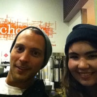 Photo taken at 'wichcraft by guy b. on 12/8/2012