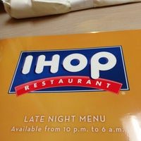 Photo taken at IHOP by Joseph B. on 2/3/2013