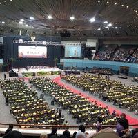 Photo taken at Jakarta Convention Center (JCC) by neng p. on 4/7/2013