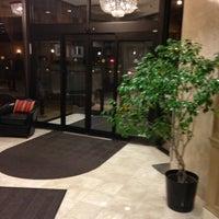 Photo taken at Kimpton Glover Park Hotel by TJ on 1/10/2013