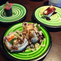 Photo taken at Kula Sushi & Noodle by Natalie F. on 11/10/2015
