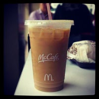 Photo taken at McDonald's by Mitchie V. on 3/27/2013