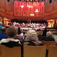 Photo taken at Holland Performing Arts Center by Dane C. on 12/15/2012