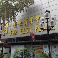 Photo taken at Far East Plaza by Henry S. on 9/17/2012