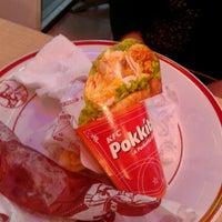 Photo taken at KFC by amy V. on 1/4/2013