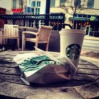 Photo taken at Starbucks by Dima P. on 2/1/2013
