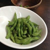 Photo taken at Sushi Damo by 😄Haka . on 3/24/2013