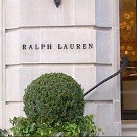 Photo taken at Ralph Lauren Men's by Gerry d. on 9/6/2013