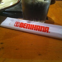 Photo taken at Benihana by Lauren G. on 2/18/2013