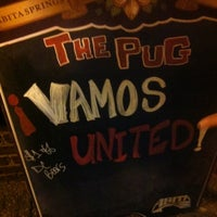 Photo taken at The Pug by Chris M. on 3/10/2013