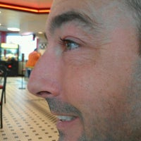 Photo taken at Steak 'n Shake by Becky H. on 10/17/2012