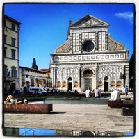 Photo taken at Piazza Santa Maria Novella by Michele T. on 8/30/2013