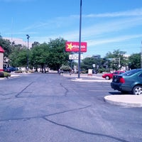 Photo taken at Hardee's by Elizabeth F. on 7/29/2013