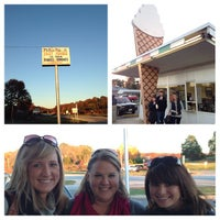 Photo taken at Colleen Drive-In by Jessica R. on 11/3/2013