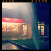 Photo taken at Carl's Jr by Andi G. on 1/30/2012