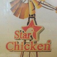 Photo taken at Star Chicken by Muriel M. on 2/9/2013