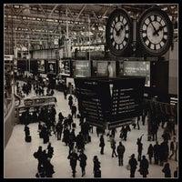 Photo taken at London Waterloo Railway Station (WAT) by Chris K. on 11/29/2012