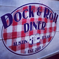 Photo taken at Dock & Roll Diner by Jason H. on 6/23/2013