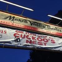Photo taken at Manoa Valley Theatre by Christine S. on 5/15/2015