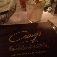 Photo taken at Craig's by xoxoLizza on 12/17/2014