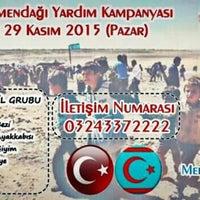 Photo taken at Silifke Ülkü Ocakları by MedihA ⚓. on 11/27/2015