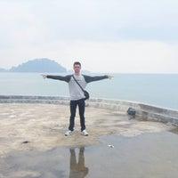 Photo taken at Pantai Padang by Kenazar D. on 11/5/2016