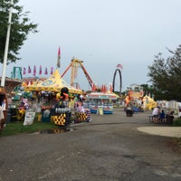 Photo taken at St Joseph County 4-H Fair Grounds by Karin C. on 7/6/2016
