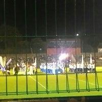 Photo taken at Stadion Mulawarman by SABRI -. on 11/27/2015