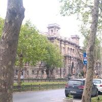 Photo taken at İstanbul Teknik Üniversitesi by Burhan Ö. on 5/3/2013