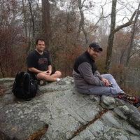 Photo taken at Peavine Falls Overlook by Jennifer H. on 11/18/2013