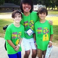 Photo taken at Camp Grant Walker by Jordan D. on 7/5/2013