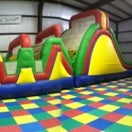 Photo taken at Jump'n Jungle by Mike J. on 3/23/2013