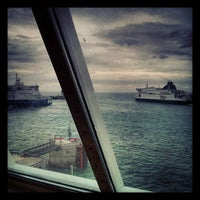 Photo taken at Port of Dover Ferry Terminal by Nuno G. on 8/13/2013
