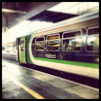 Photo taken at Coventry Railway Station (COV) by Nuno G. on 10/17/2012