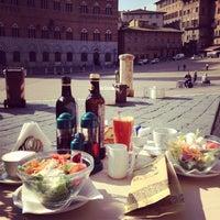 Photo taken at Bar il Palio by Olga T on 4/17/2013