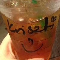 Photo taken at Starbucks by Krisztina R. on 2/17/2013