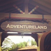 Photo taken at Adventureland by Brett S. on 1/9/2013