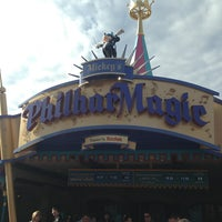 Photo taken at Mickey's PhilharMagic by Kenny P. on 1/7/2013