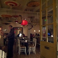 Photo taken at Boat Street Cafe by Scott S. on 9/14/2012