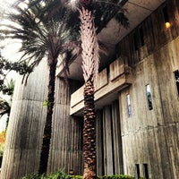 Photo taken at Orange County Library - Orlando Public Library by Cordaro on 1/5/2013