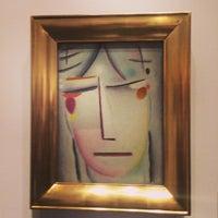 Photo taken at Neue Galerie by Jennifer S. on 7/11/2014