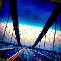 Photo taken at Chesapeake Bay Bridge by Gman P. on 6/4/2013