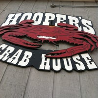 Photo taken at Hooper's Crab House by Jerry K. on 6/15/2013