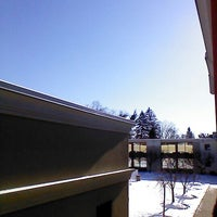 Photo taken at Holiday Inn Orangeburg-Rockland/Bergen Co by Monike S. on 12/30/2012