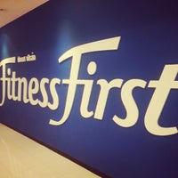 Photo taken at Fitness First by Nopphapadol Y. on 9/15/2012